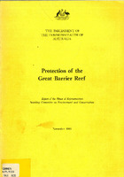 Protection of the Great Barrier Reef House of Representatives 1985.pdf.jpg